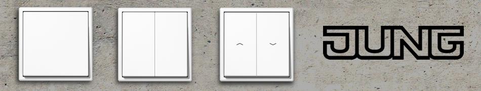 jung inbouw schakelmateriaal ls990 alpin wit elektroshop. Black Bedroom Furniture Sets. Home Design Ideas