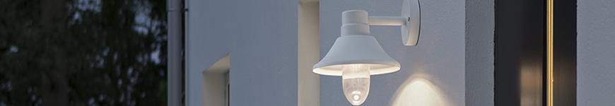 buitenlamp hanglamp wit