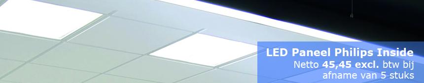 Panelen LED phillips inside