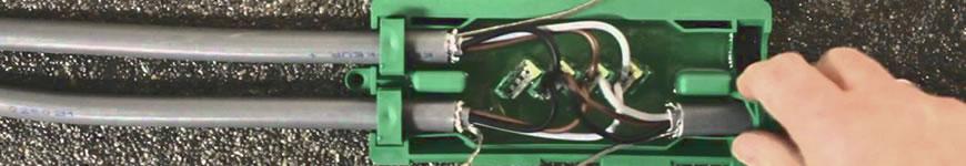 Kabelmoffen gietmoffen