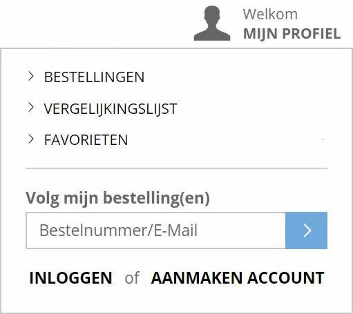 Zakelijk account aanmaken Elektroshop.nl