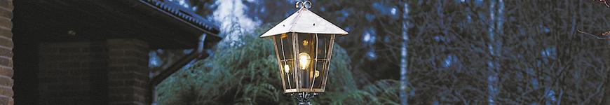 klassieke buitenlampen Fenix