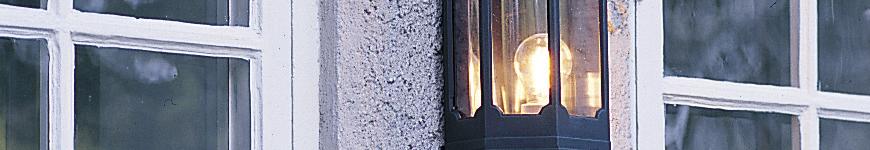 Klassieke buitenlamp Pallas Konstsmide