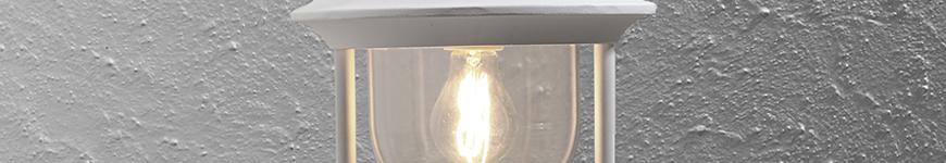 Klassieke buitenlamp Parma Konstsmide
