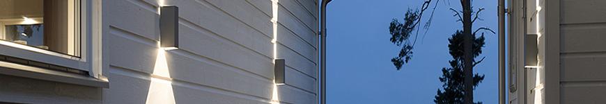 antraciet wandlamp buitenlamp