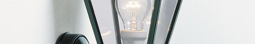 klassieke buitenlampen wandlampen cassiopeia