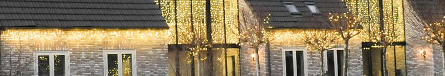 Lichtgordijnen LED