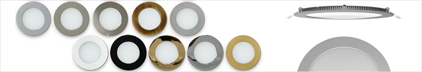 LED paneel 8 Watt met sensor