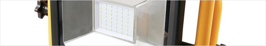 LED bouwlamp draagbaar