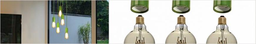 hanglamp binnenverlichting compleet wit