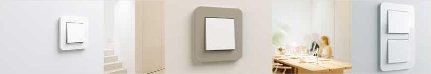 lichtschakelaar wit gira e3