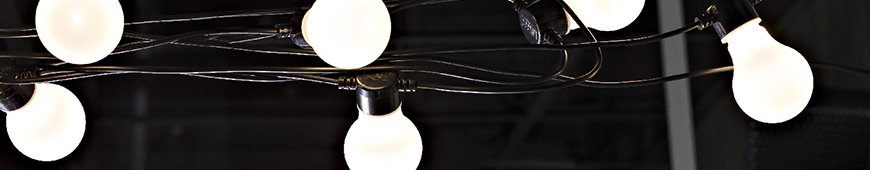 witte lampen led met lichtsnoer
