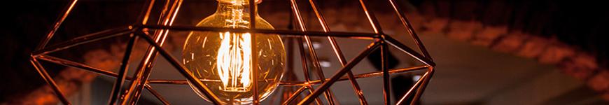led lampen vintage line golden globe