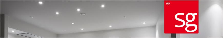 SG LED junistar gyro vierkant sfeer