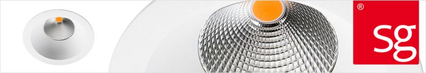 SG LED inbouwspot 120mm