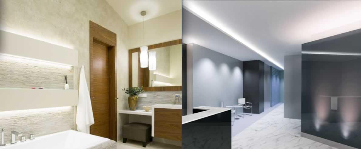 LED profiel projecten