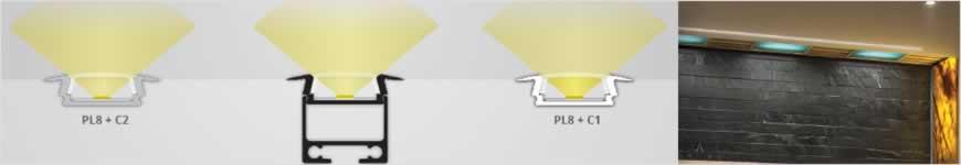LED profiel voor ledstrip