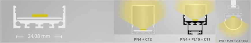 LED profiel PN4