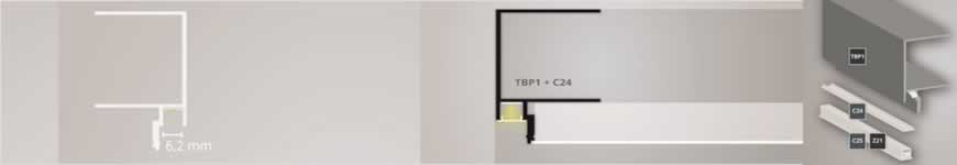 led profiel TBP1