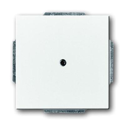 Busch Jaeger blinde centraalplaat 1742 84 studiowit