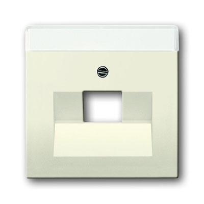 busch jaeger centraalplaat 1803 82 ivoorwit. Black Bedroom Furniture Sets. Home Design Ideas