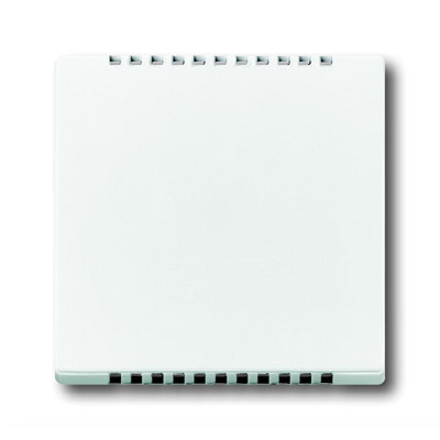 Busch Jaeger centraalplaat voor koeldeel 6541 84 studiowit