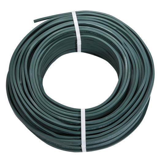 Prikkabel groen 2x1,5mm per meter
