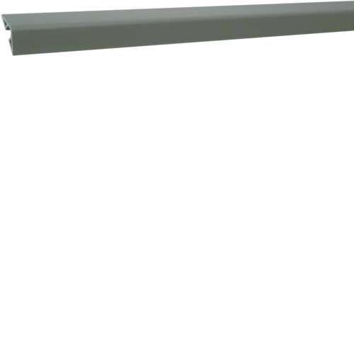 Tehalit vloergoot 11 x 41mm grijs lengte 2 meter prijs per meter