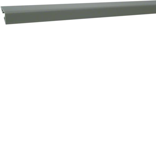 Tehalit vloergoot 11 x 41mm grijs lengte 2 meter