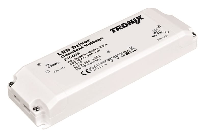 LED voeding 12V 40W 215-009