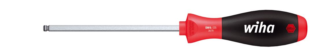 SoftFinish MagicRing zeskantkogelkopschroevendraaier 367R 6 x 125