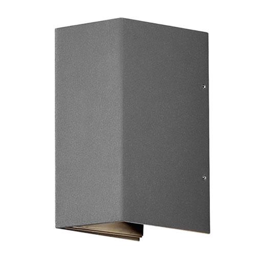 Wandlamp Cremona 7940 370 LED vierkant donker grijs