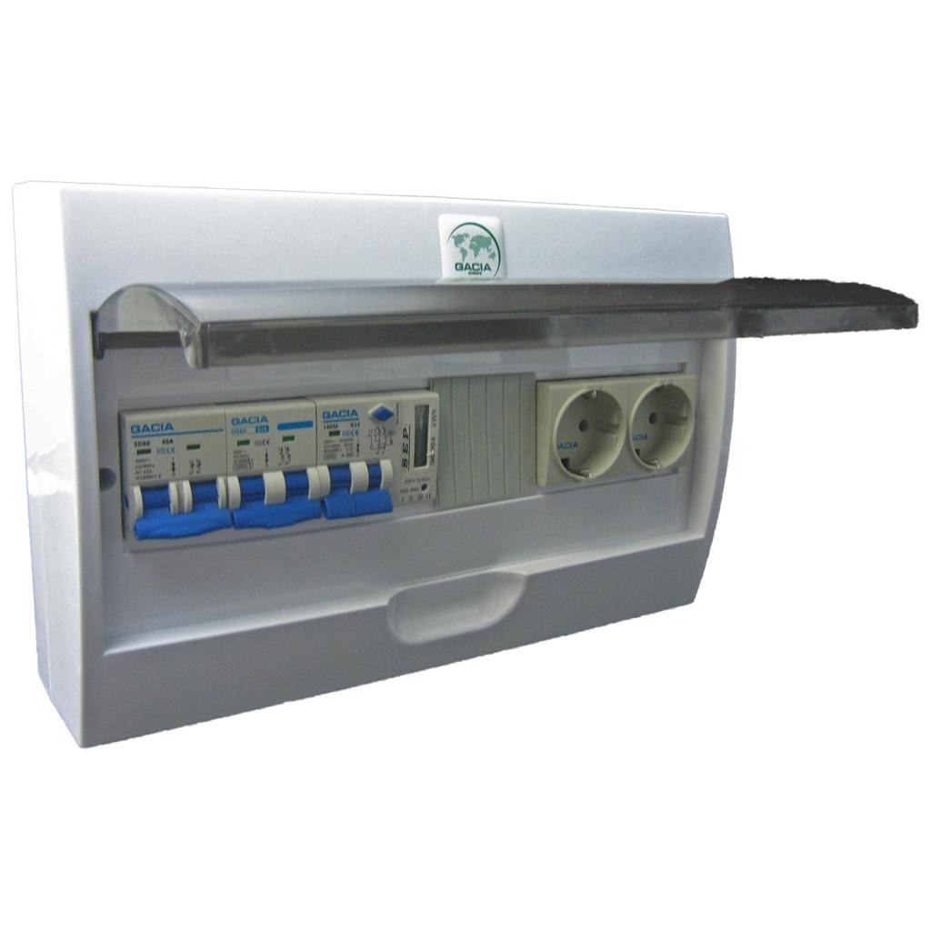 GACIA PV verdeler SPC021