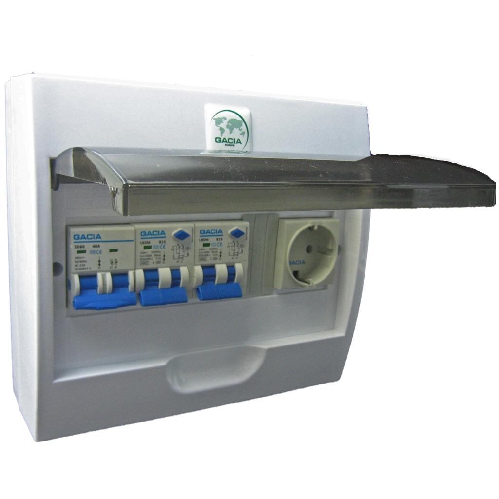 GACIA PV verdeler SPC110