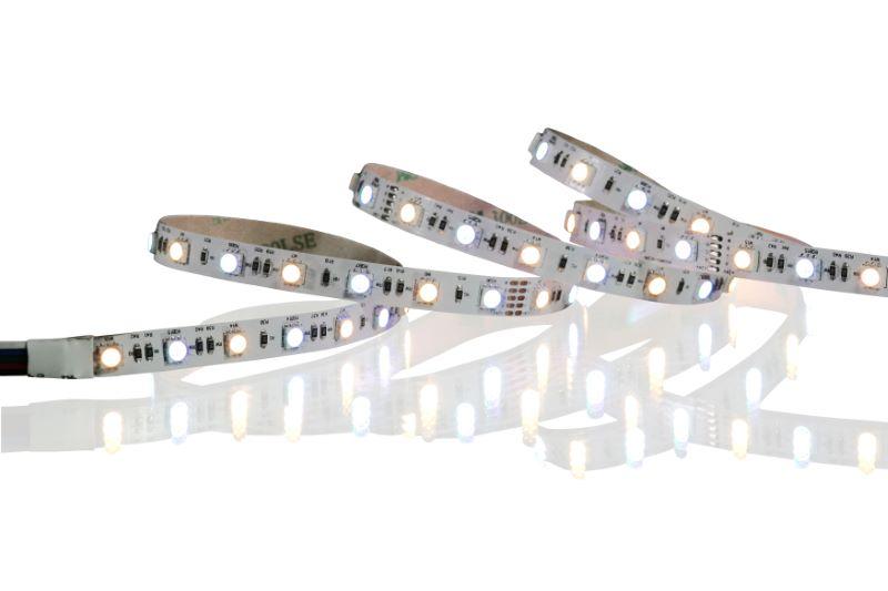 LED strip RGB WIT Nieuw