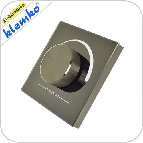 Dimmer draadloos wandzender 860370 Klemko