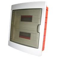 SEP -LF24 inbouw 24 module kast