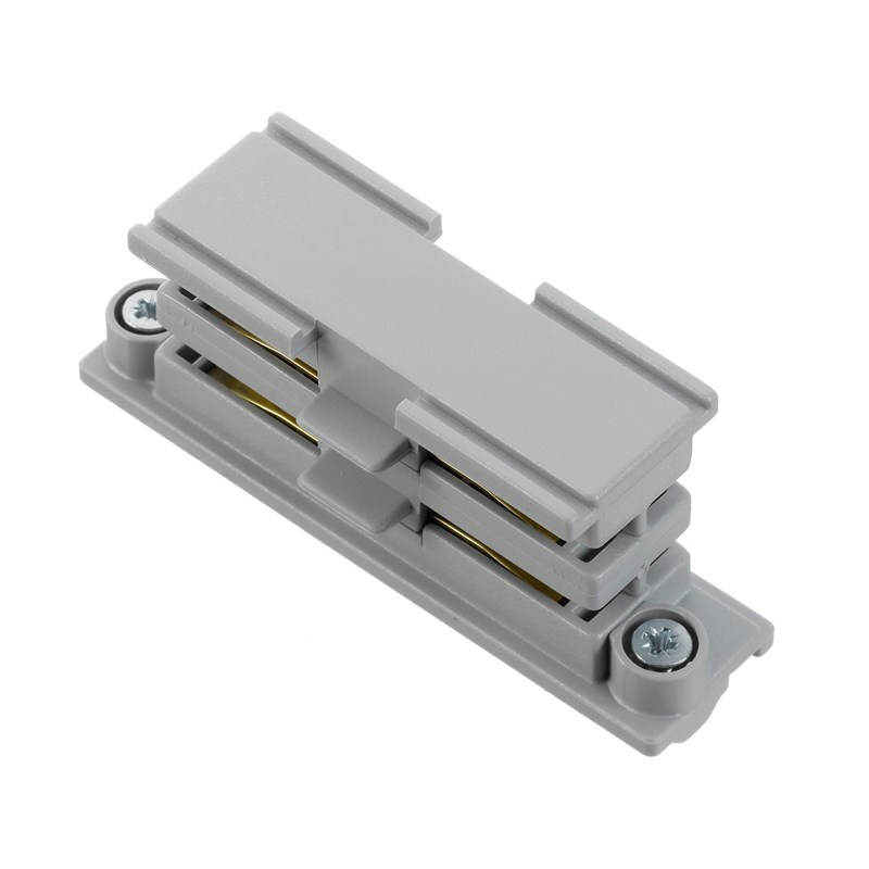 Mini connector spanningsrail 3 fase rail 876308 aluminium Klemko