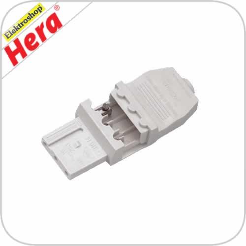 Hera G316M stekker female