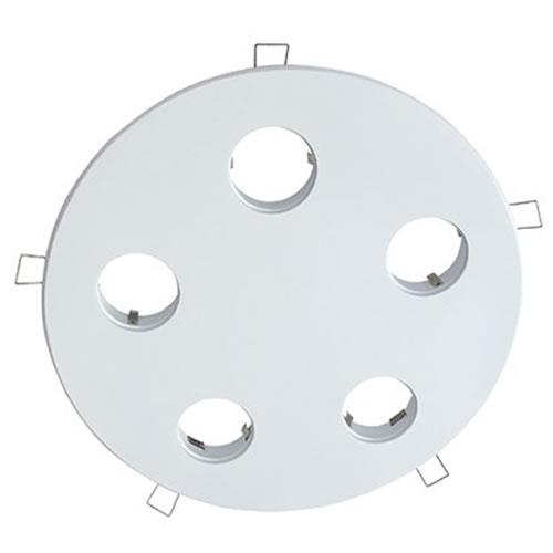 Luzern LED armatuur 5 voudig wit 876562