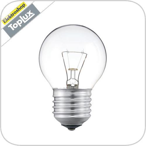 Toplux kogellamp E27 7W 230V helder