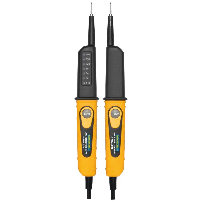 Spanningstester volttester van 6 tot 400V AC DC
