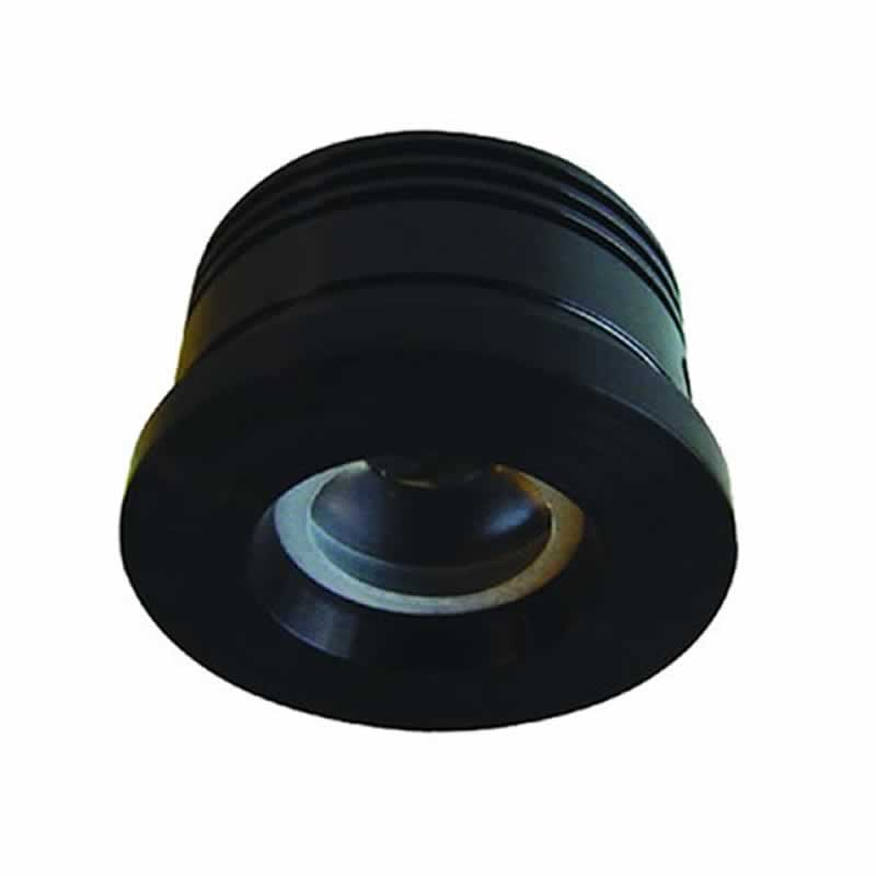 Led Module Moka Zwart D=35mm NatuurWit