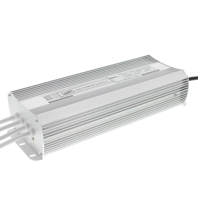Leddriver IP-67 constante spanning 24V. Pmax = 250W.