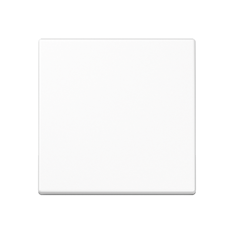 A500 tastafdekking voor tastdimmer wit A1561.07WW