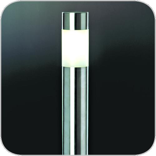 Bolder Armatuur Plat Prima RVS LED 13w AL26270
