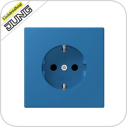 Keuken inbouw stopcontact LC1520KI 32030 bleu céruléen 31 jung