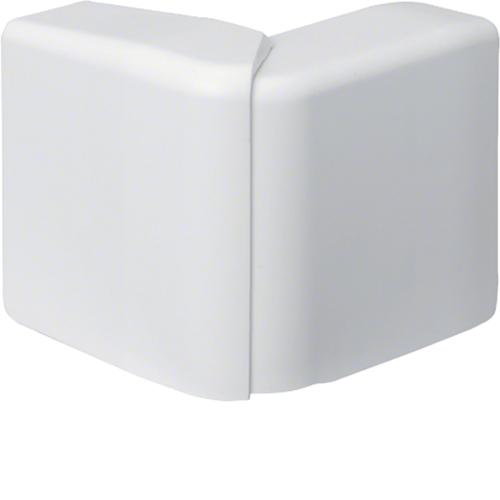 Kabelgoot Buitenhoek Verstelbaar Helder Wit 55mm Verstelbaar 83 135