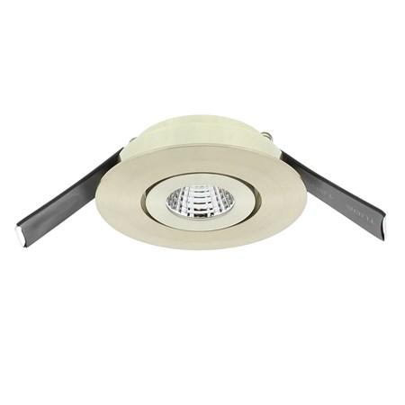 Klemko Lumiko Siena verstelbare ledspot 3,3W COB LED 3000K 863720