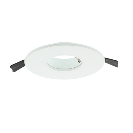 LED armatuur inbouwspots wit 1 voudig 100mm Klemko Luzern